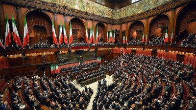 Permalink to:Changes to representation of citizens in the Italian Parliament